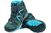Mammut Kids Nova Mid GTX Shoes graphite-atlantic